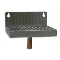 Stainless Drip Tray with Drain